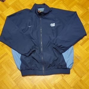 Nike North Carolina Windbreaker